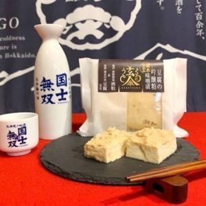 吟醸粕味噌豆腐の画像